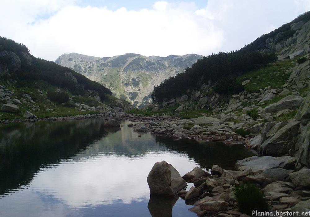 На планина в България