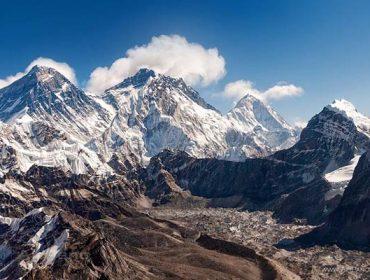На планина по света